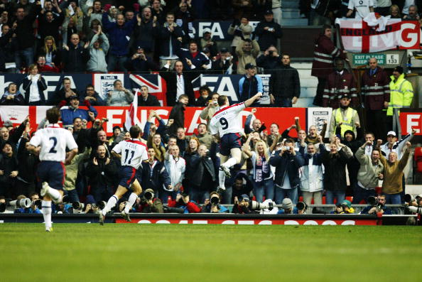 Wayne Rooney England 2003