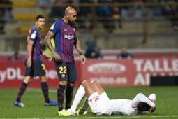 Arturo Vidal Cultural Leonesa Barcelona Copa del Rey