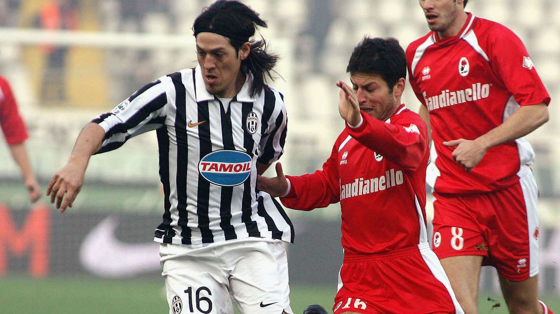 Camoranesi Juventus 2006-07