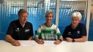 Janine van Wyk: Banyana defender joins Fortuna Hjorring