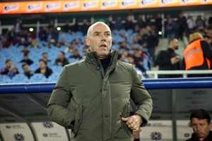 Paul Le Guen Trabzonspor Bursaspor 12/16/17