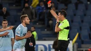 Immobile Giacomelli Lazio Torino Serie A