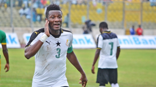 EXTRA TIME: Asamoah Gyan shows off sleek dance moves