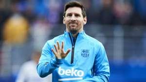 Lionel Messi Eibar Barcelona LaLiga 19052019