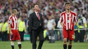 Louis van Gaal FC Bayern München 22052010