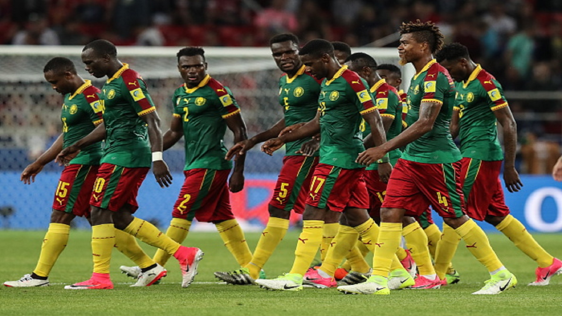 when is the nigeria vs cameroon world cup qualifier and how can i