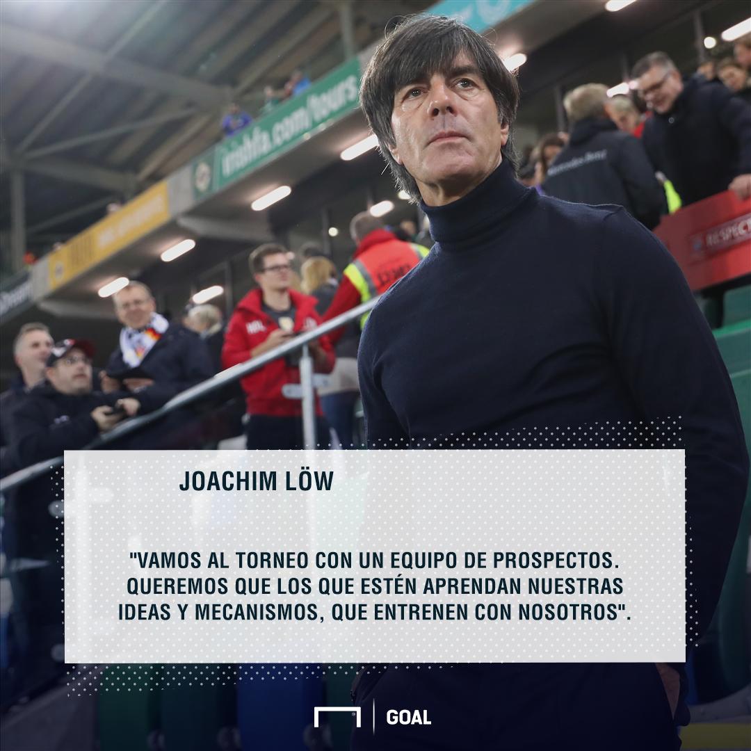 Joachim Low quote 2017