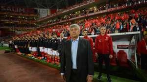 Mircea Lucescu Turkey coach