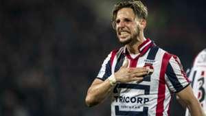 Fran Sol, Willem II, Eredivisie 03102018