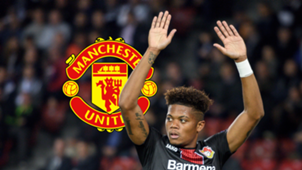 Leon Bailey Man United