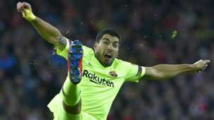 LUIS SUAREZ ATHLETIC CLUB BARCELONA LALIGA