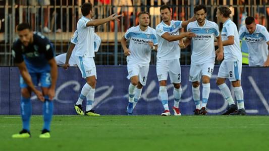 Marco Parolo goal Empoli Lazio