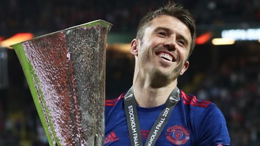 Michael Carrick - Manchester United