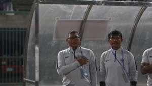 Sumarji & Indra Sjafri - Indonesia U-22
