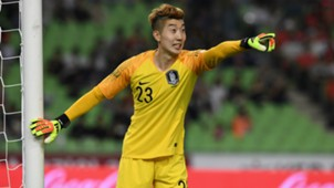 JO Hyeonwoo - Coreia do Sul - 28/05/2018