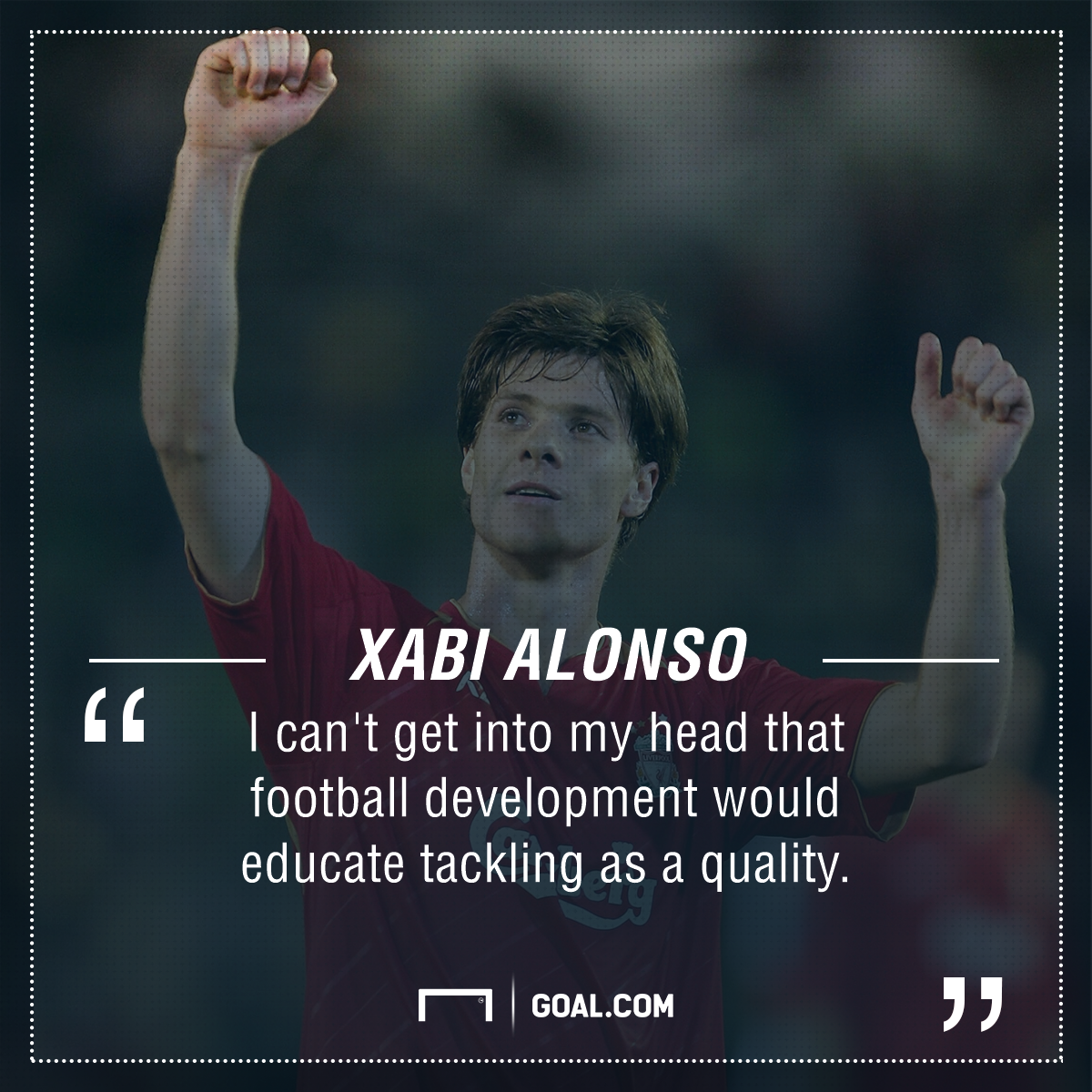 Xabi Alonso PS