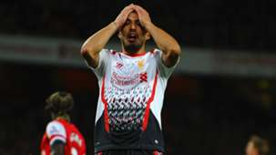 Luis Suarez Arsenal vs Liverpool