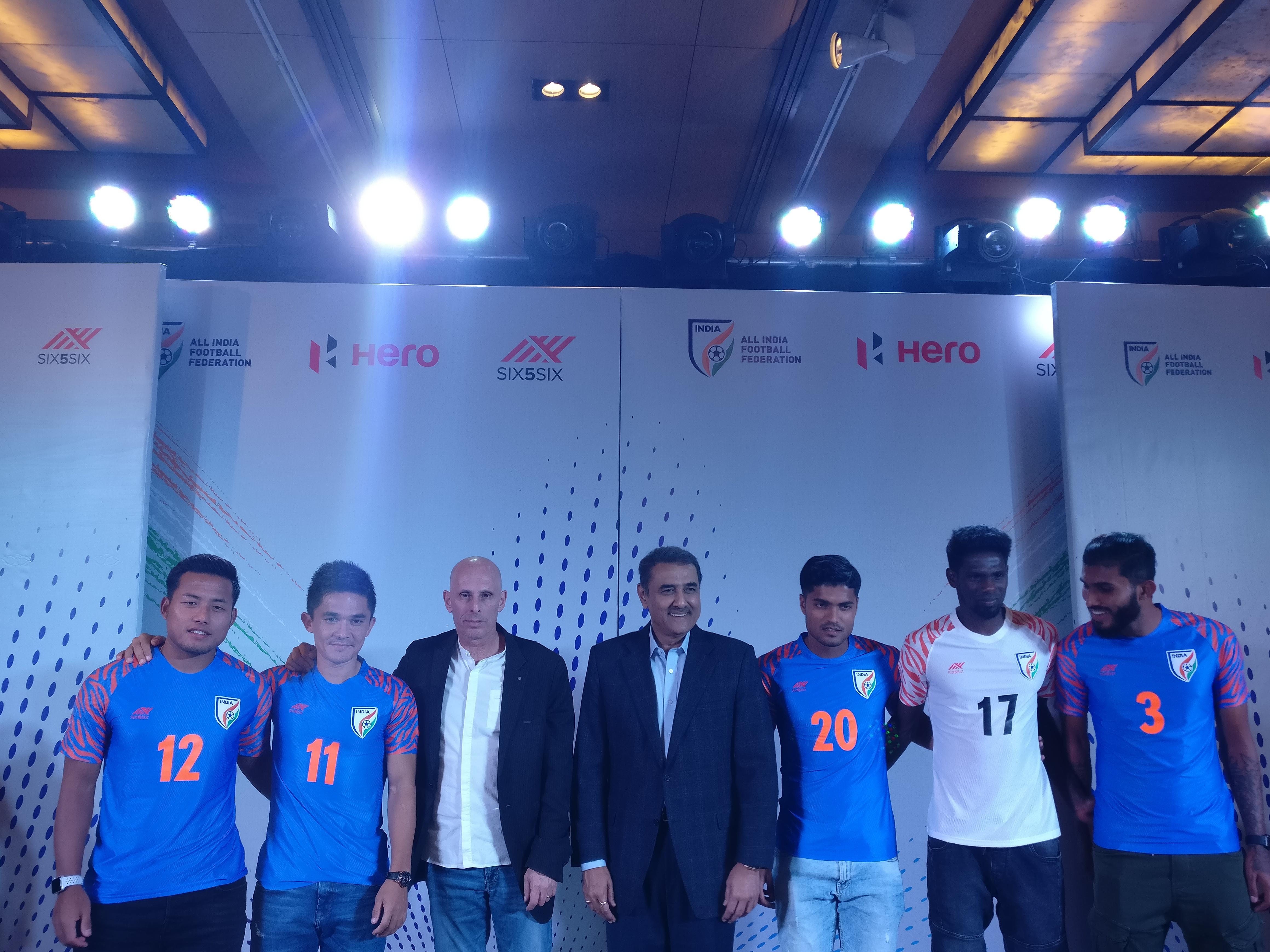 AFC Asian Cup: Sunil Chhetri - India are prepared very well