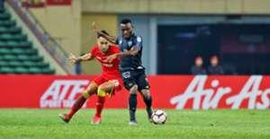 Michal Nguyen, Selangor, Tchetche Kipre, Terengganu, Malaysia Super League, 29032019