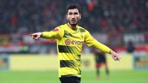 Nuri Sahin Borussia Dortmund 02122017