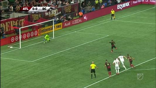 VIDEO: Atlanta-Stürmer Josef Martinez mit dem Elfmeter-Fail