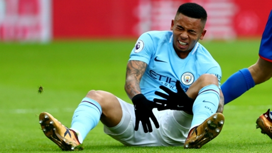 Gabriel Jesus vows to return stronger for Man City from 'worst day of my life'