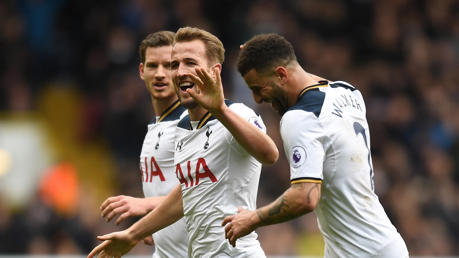 Harry Kane Tottenham Stoke