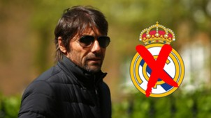 Conte no Real Madrid