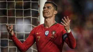 Cristiano Ronaldo Portugal ECQ 03262019