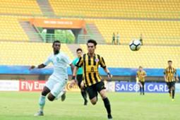Nik Akif Nik Mat, Malaysia U19, AFC Championship U19, 20102018
