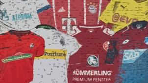 Jersey Klub Bundesliga Jerman 2017/18