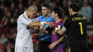 Pepe Lionel Messi 2012