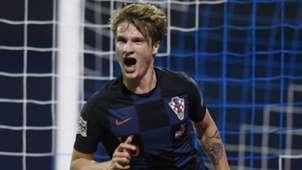 Tin Jedvaj Croatia Spain
