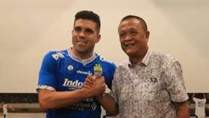 Fabiano Beltrame - Persib Bandung