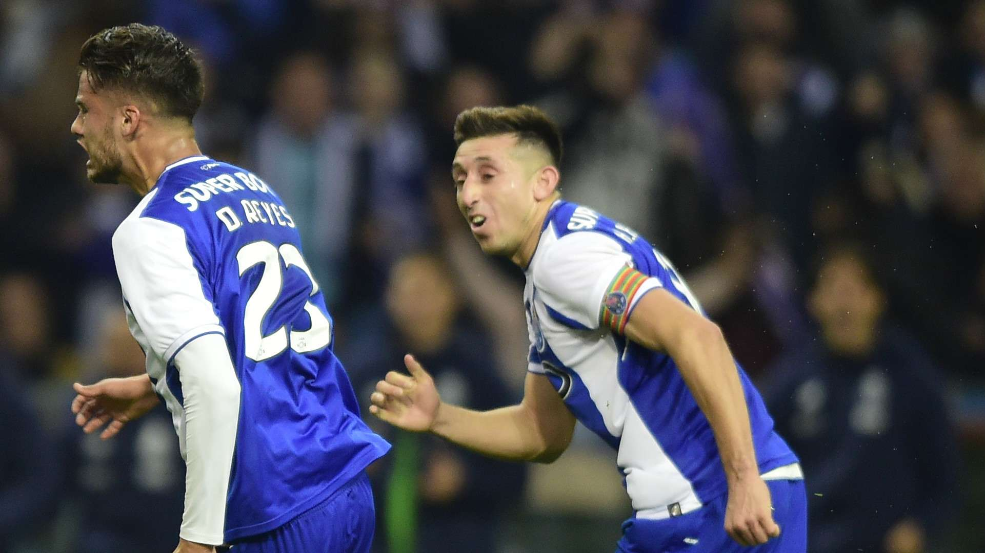 fd59ef9524b45 Porto vs. Liverpool: PorTri alive and well as Mexico national team players  help Porto establish foothold in Champions League | Goal.com