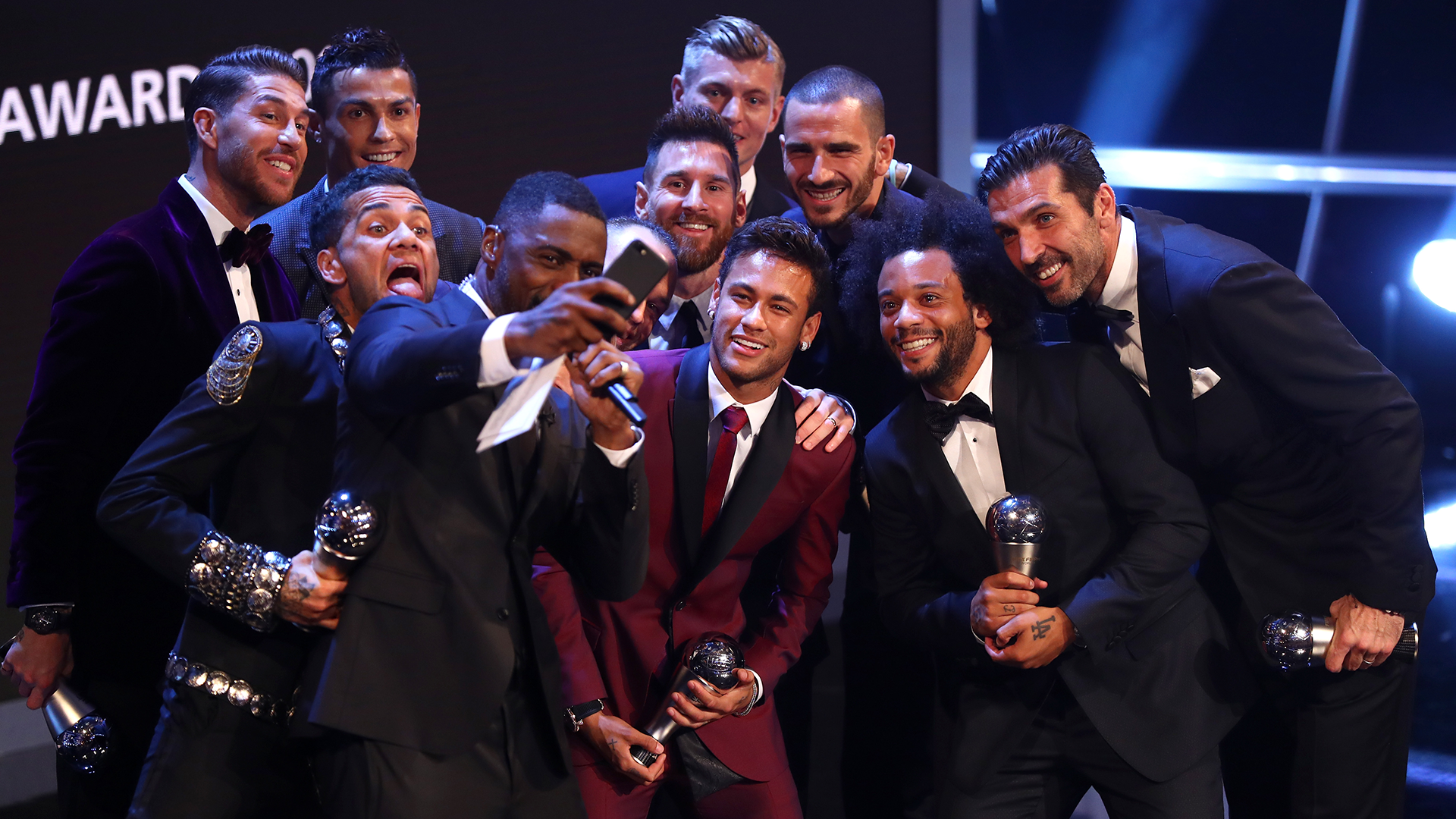 FIFA's The Best Awards 2018: When is it, who are the
