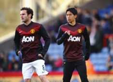 Juan Mata & Shinji Kagawa