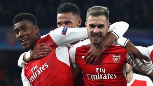 HD Iwobi Ramsey Arsenal