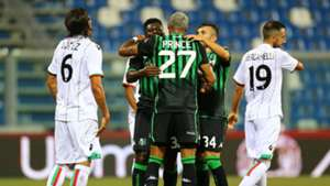 Kevin-Prince Boateng, Sassuolo vs. Ternana, Coppa Italia, August 12