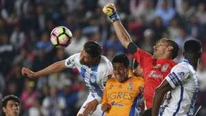 Pachuca vs Tigres Liga de Campeones de la Concacaf 2016-2017