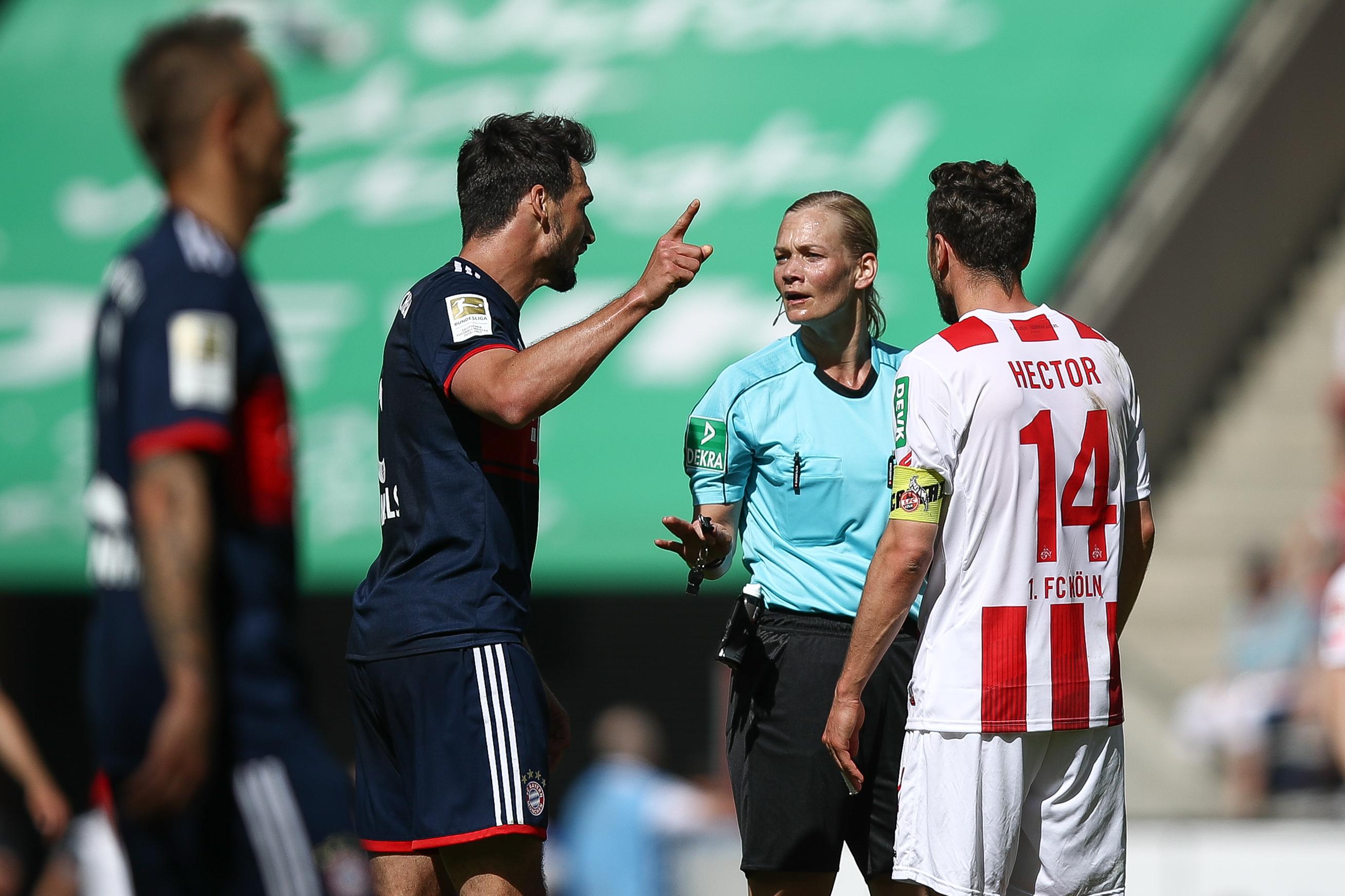 Bundesliga: Iranisches Staatsfernsehen zensiert Bilder von Bibiana Steinhaus