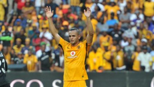 Gustavo Paez of Kaizer Chiefs v Orlando Pirates