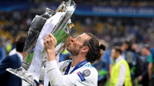 Real Madrid 2018 Champions League winners