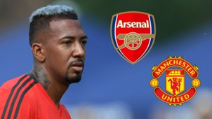 Jerome Boateng Arsenal Man Utd