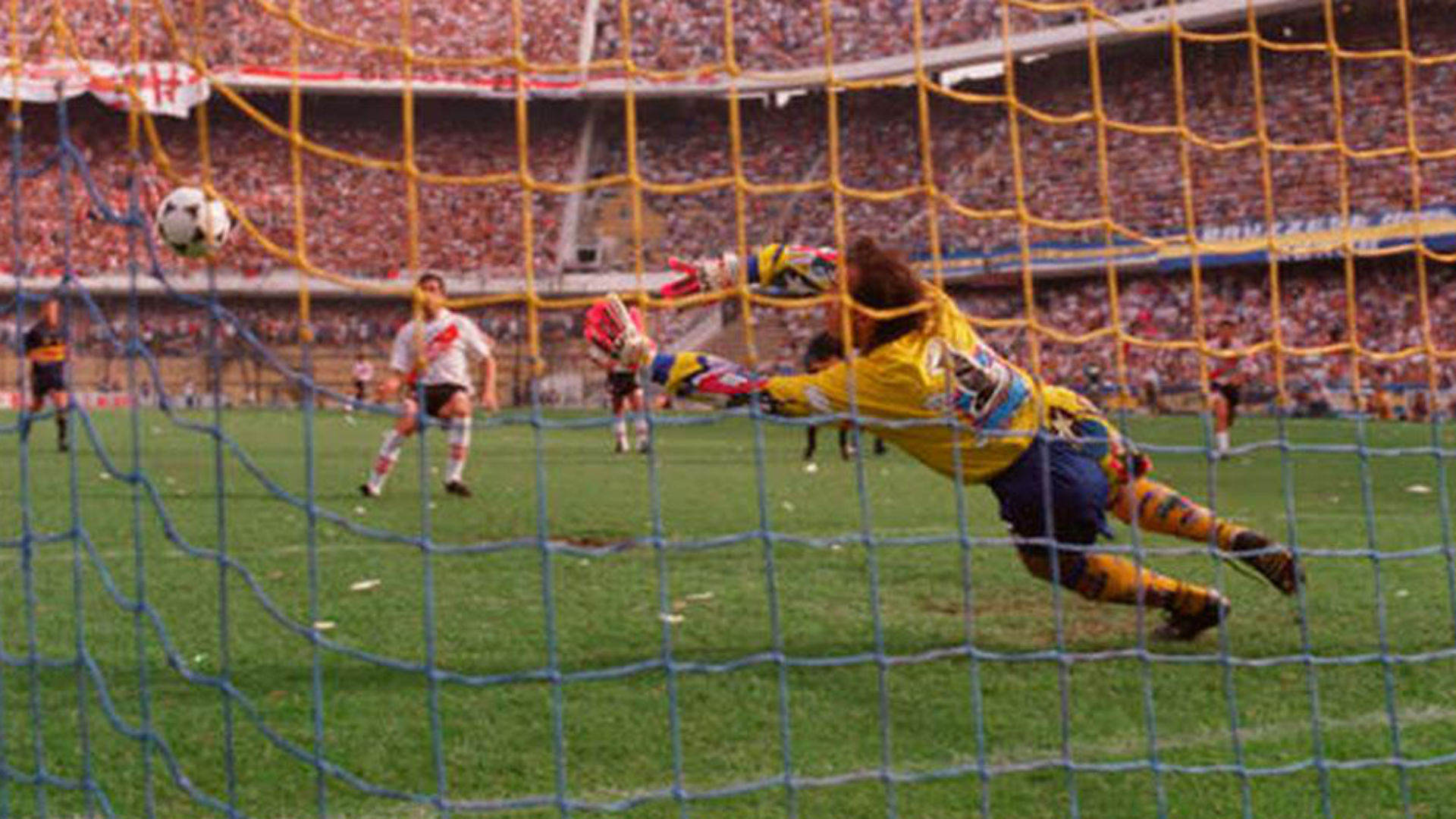 Boca Juniors River Plate Supercopa 1994
