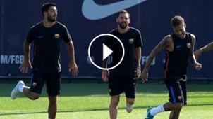 GFX Video Messi Luis Suarez Neymar