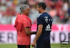 mourinho Lewandowski