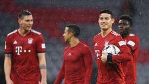 James Rodriguez FC Bayern München Bundesliga 17032019