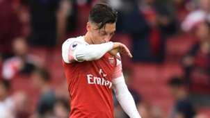 Mesut Ozil Arsenal Premier League 2018