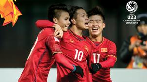 U23 Việt Nam lập kỳ tích